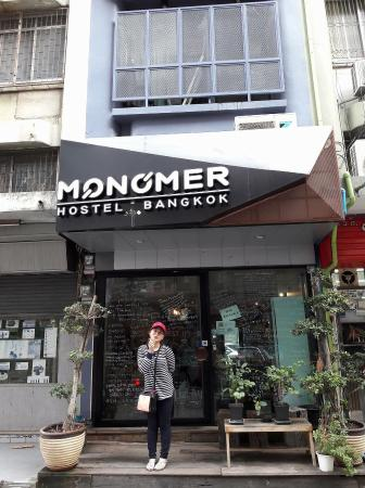 Monomer Hostel Bangkok