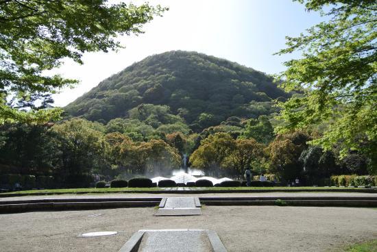 Kabutoyama Shinrin Park
