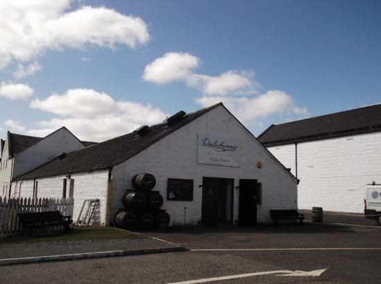 Dalwhinnie Distillery Visitor Centre