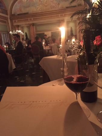 The French Room : Vino