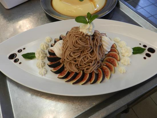 Herisau, Zwitserland: Dessert