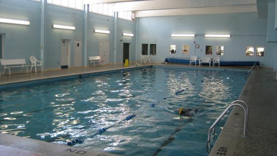 Elizabethan Inn : Indoor Pool