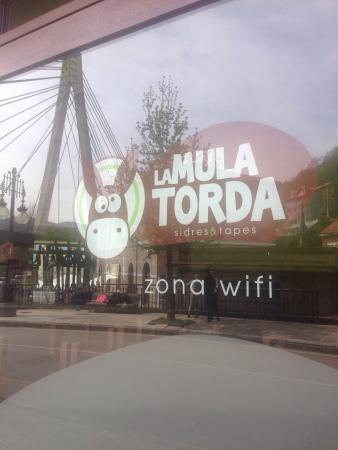 SIDRERIA LA MULA TORDA
