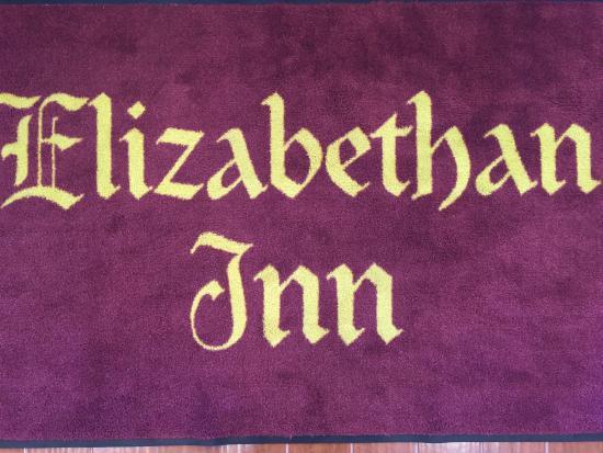 Elizabethan Inn: Elizabethan Logo