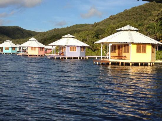 Mango Creek Lodge: Cabanas