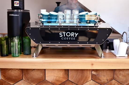 Photo of Cafe Story Coffee at 115 St. John's Hill, London SW11 1SZ, United Kingdom
