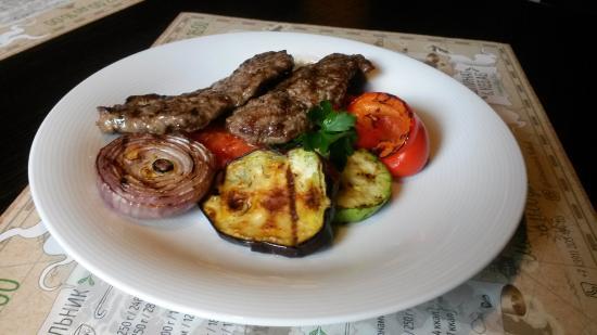 Shpinat & Kebab