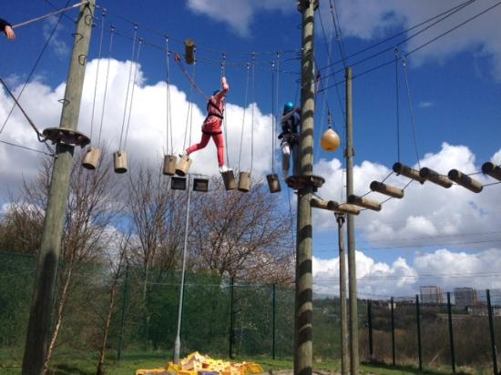 West Leeds Outdoor Activity Centre