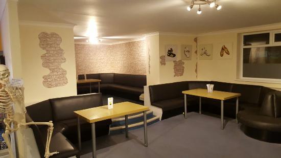 Darrington, UK: Busy Bees Diner