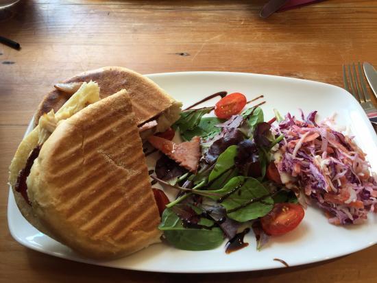 Easingwold, UK: CBT panini