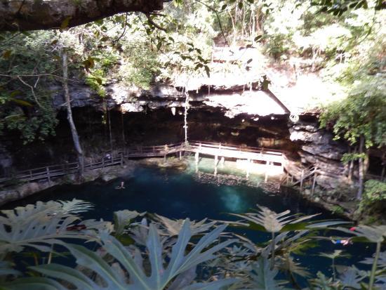 Yucatan, Mexiko: Cenote X'Canche