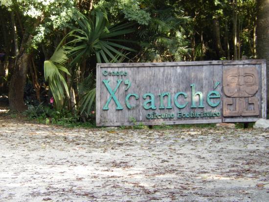 ยูกาตัง, เม็กซิโก: Cenote X'Canche