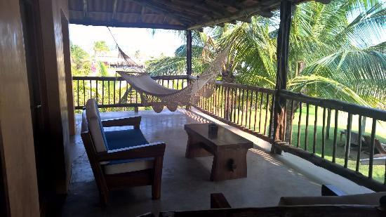 El Sitio Playa Venao: Privat Balcony