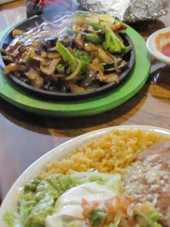 Franklin, Κεντάκι: Veggie Fajitas