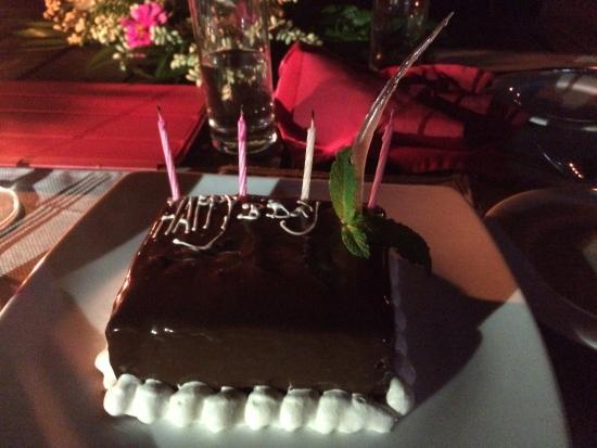 Kahandamodara, Σρι Λάνκα: Birthday cake
