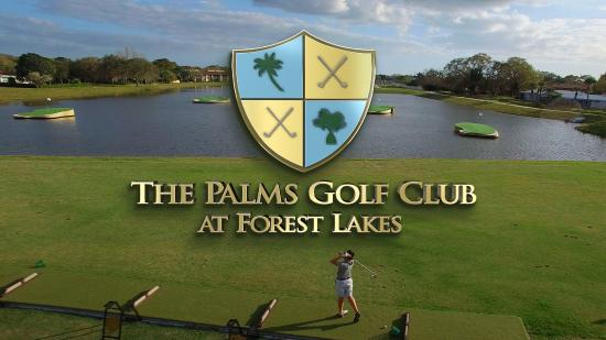 The Palms Golf Club at Forest Lakes
