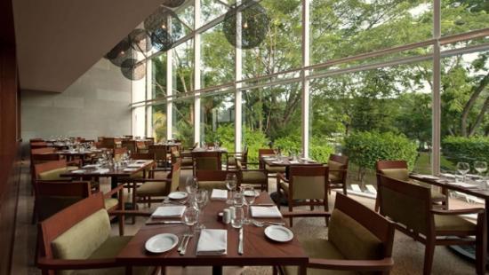 Restaurante La Ceiba Hyatt Regency Villahermosa