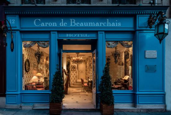 Photo of Hotel Caron de Beaumarchais Paris