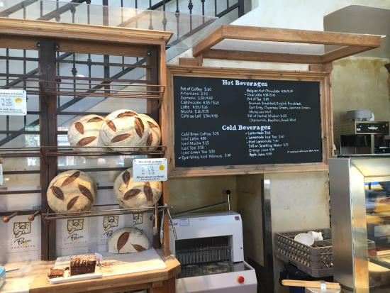 Le Pain Quotidien : bakery