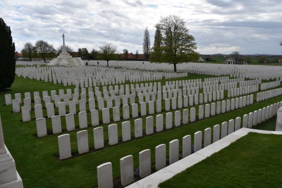 Zonnebeke, Bélgica: Never again?