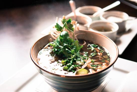Spice Root Kitchen and Bar: Boat Noodles