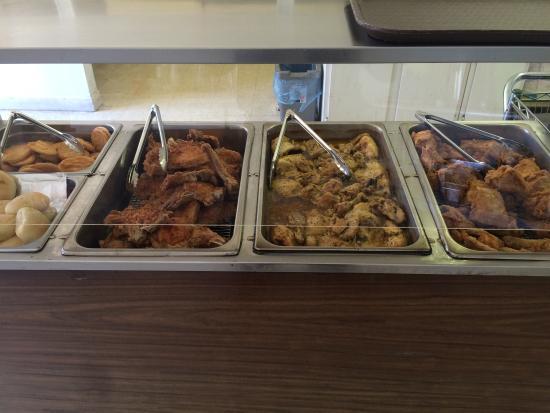 Ozark, AL: Pork Chops on Tuesdays.