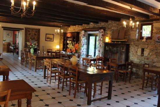 Plouer sur Rance, Γαλλία: Salle petit*déjeuner