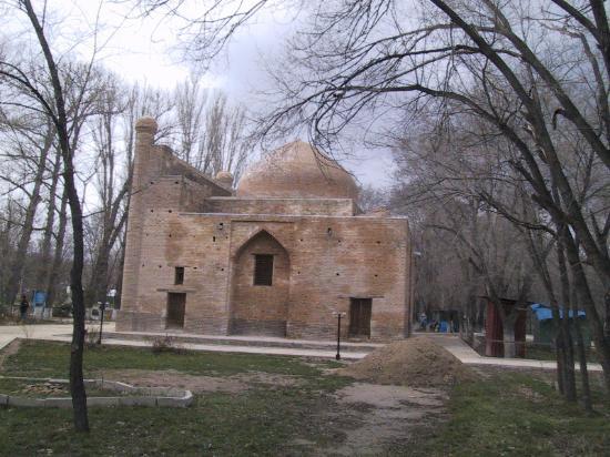 Taraz, Kazachstan: Mausoleum