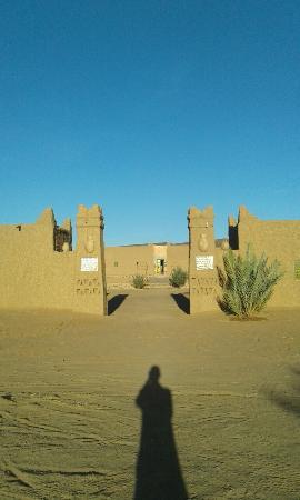 Auberge Camping Oasis El Mharech : mharech