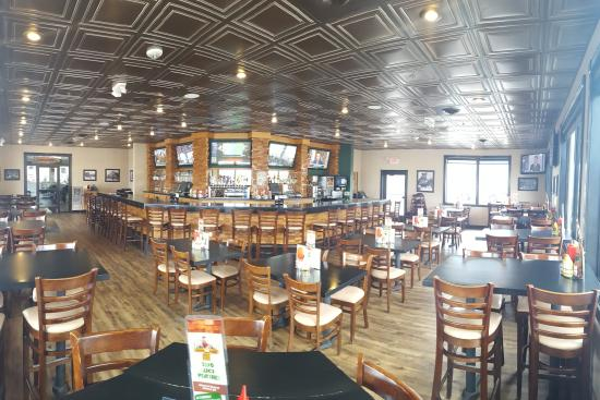 Marshfield, WI: lumberyard bar and grill