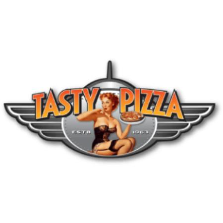 Tasty Pizza: Logo