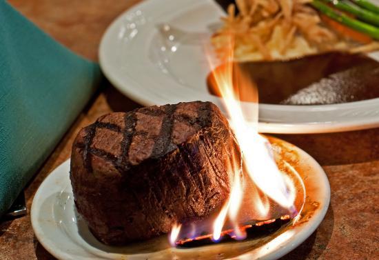 Via Real Gourmet Mexican: Red Oak Smoked Tenderloin