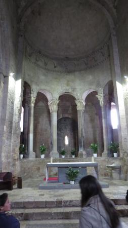 Ars Didactica : Interior Iglesia