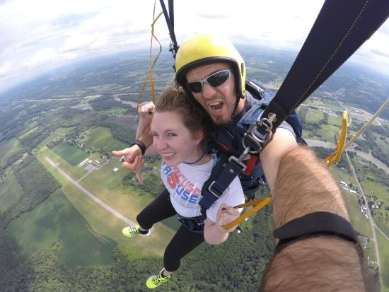 skydiving watertown ny