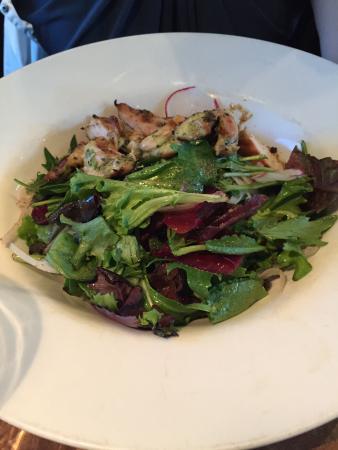 Pickering, Canadá: Salad