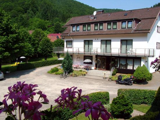ハウス イリス ホテル ガルニ