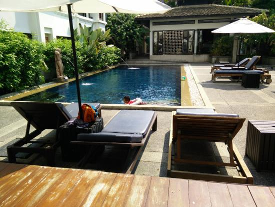 Avantika Boutique Hotel: Relax