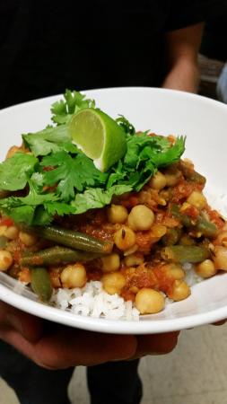 The Food Forest : Chana Masala Curry