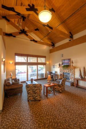 La Quinta Inn Bend: Hotel Lobby