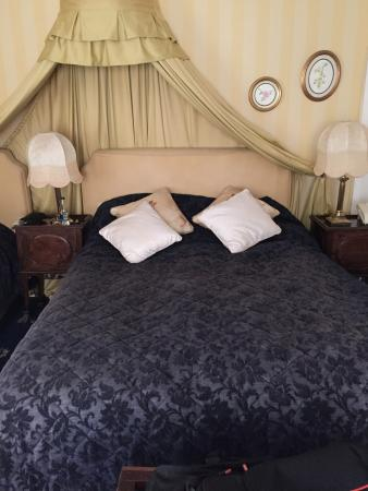 Cashel, Irlanda: Our room on checking out