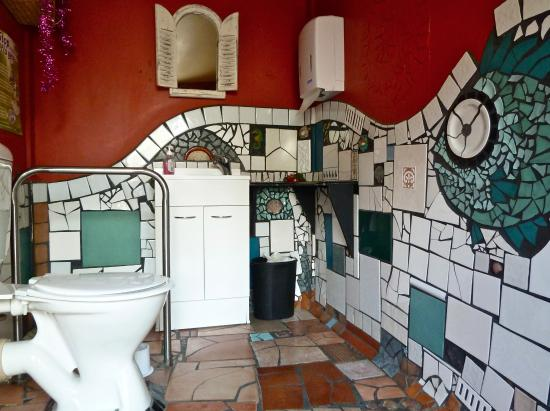 Northland Region, New Zealand: Loved the loo!