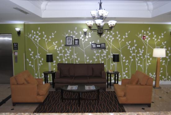 Sleep Inn & Suites Montgomery: Hotel Lobby