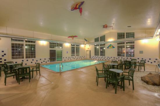 Our relaxing pool room