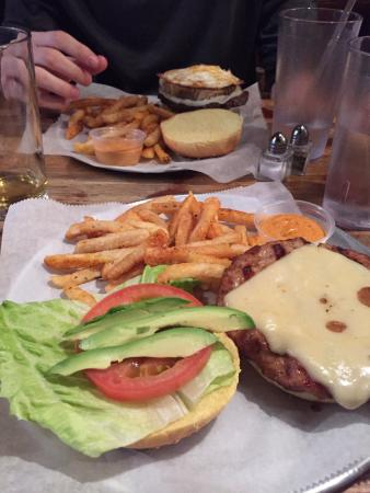 Desperados Burgers and Bar