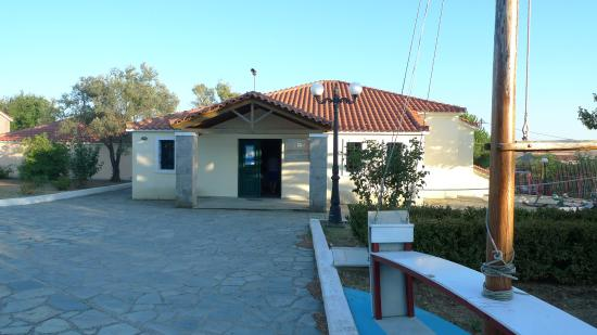 Lemnos, Greece: the nautical museum.