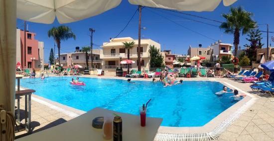 Village Oasis Studios And Apartments Villa Reviews Malia Crete Tripadvisor