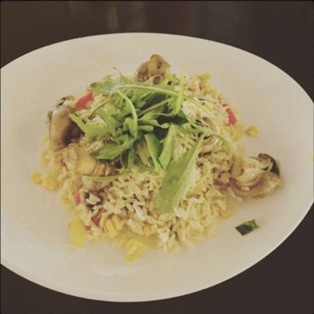 Baroko Vinarna & Restaurant : risotto
