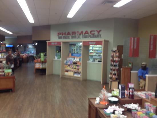 Kirk supermarket