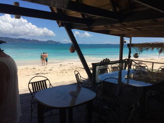 Simpson Bay, St Martin / St Maarten: Bankie Banks' Dune Preserve