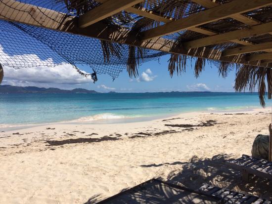 Simpson Bay, St Martin / St Maarten: Dune Preserve (Bankie Banks')